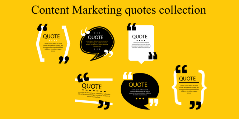 39 Ridiculously Good Content Marketing Quotes You Should Know