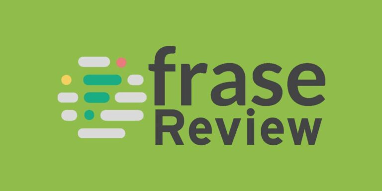Frase Review: Stay A Cut Above Your Competition