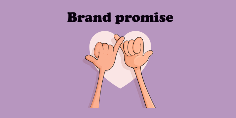 How to create a brand promise that delights your customers.