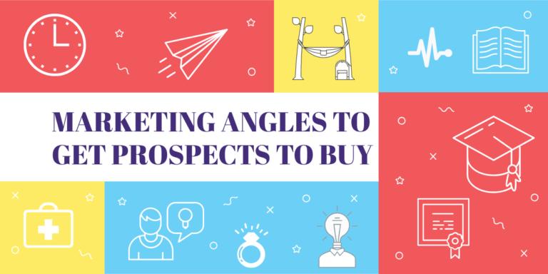 Marketing angles blog header