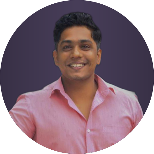 Vivek round profile pic