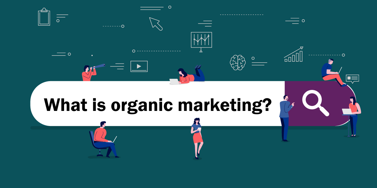 What is organic-traffic cover image