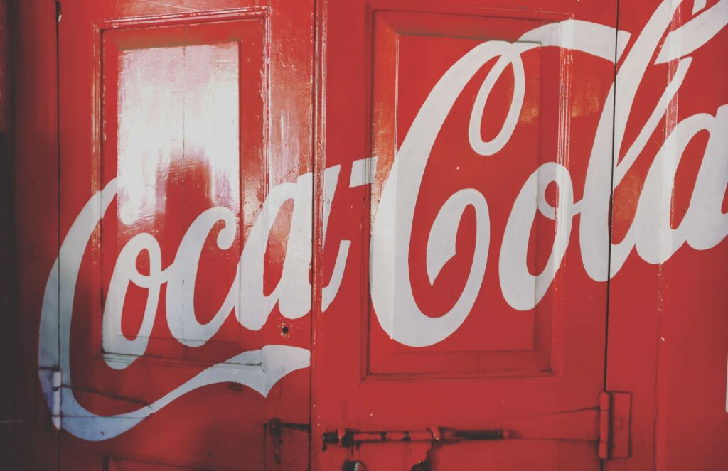 Coca cola as an example of impact of brand consistency