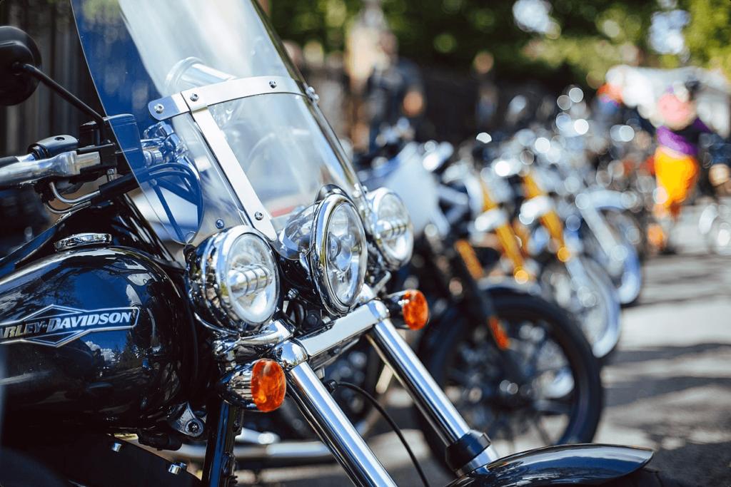 Harley Davidson brand positioning strategy