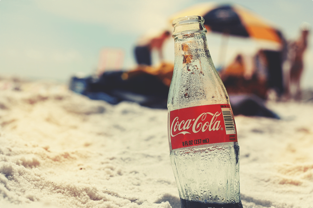 coca-cola brand positioning strategy example