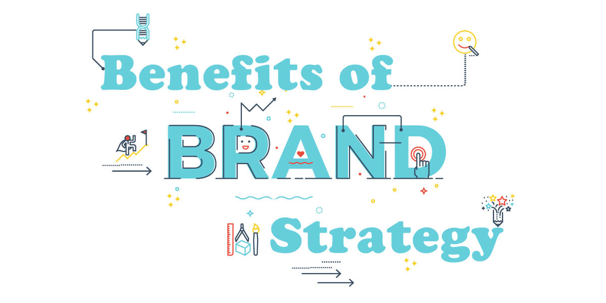 Benefits of brand strategy