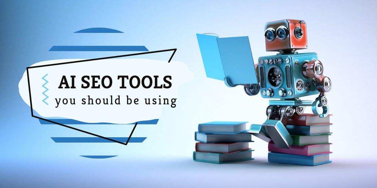 Best AI SEO tools blog header