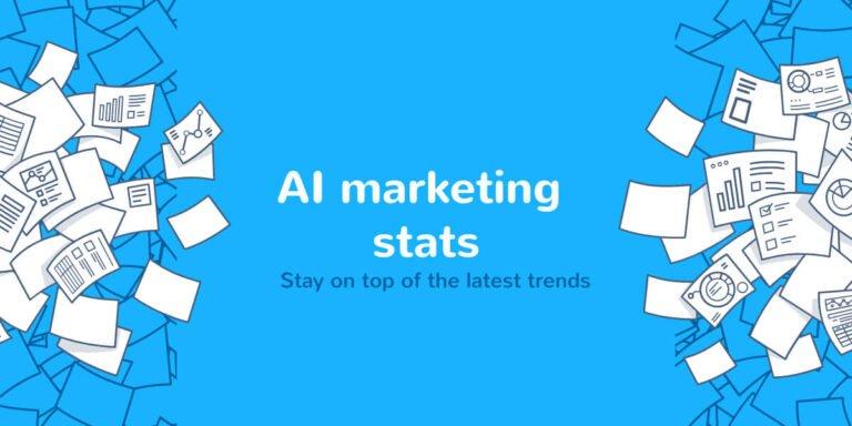 AI Marketing Statistics